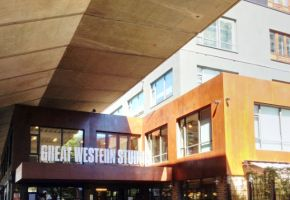 Great Western Studios Goes Higher