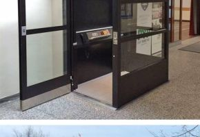 Platform Lift Installation - Barnes Wallace Academy | Ability Lifts