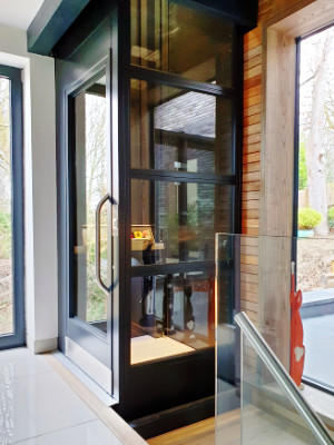 Optimum 500 Self-Enclosed Home Lift